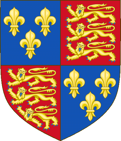 Герб Англии (1406—1603)