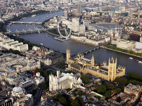 Лондон – столица Великобритании