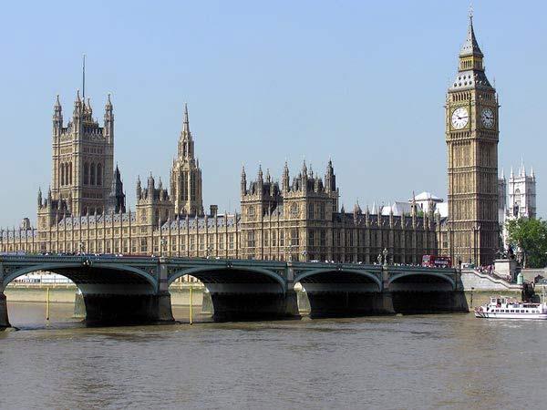 Лондон – Вестминстер и Биг Бен