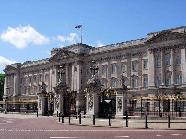 Лондон – Букингемский дворец