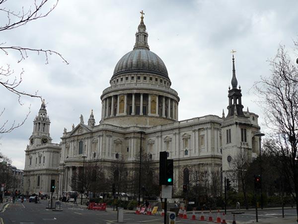 Лондон – Собор Святого Павла