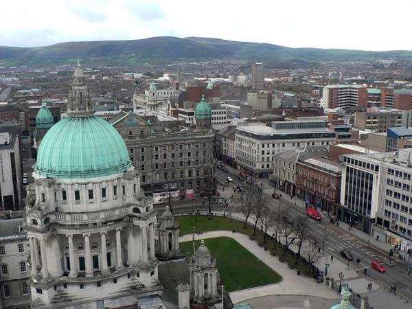 Белфаст – площадь Донегалл