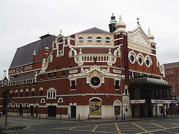 Белфаст – оперный театр