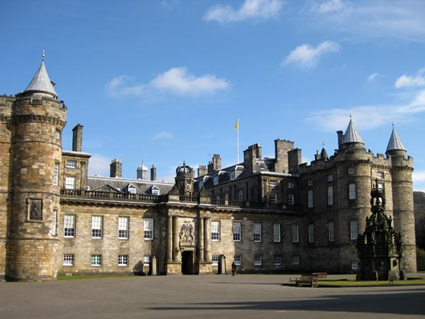Эдинбург – Холирудский Дворец