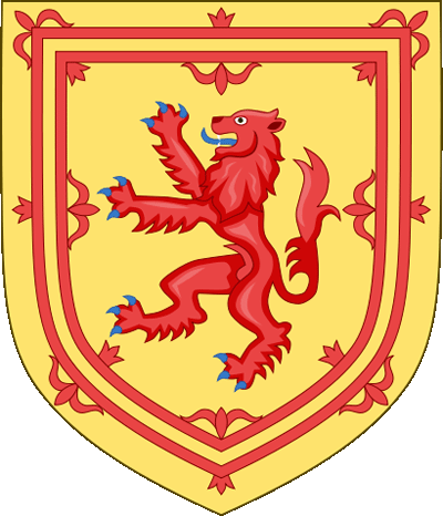 Герб шотландских королей