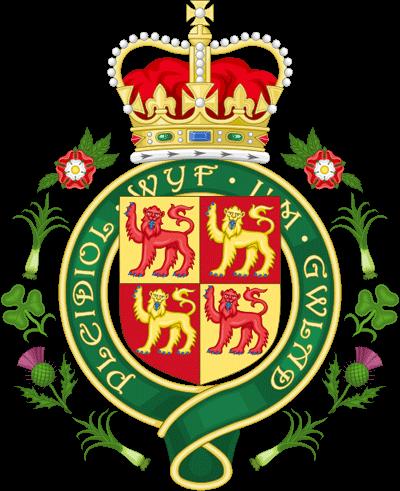 Герб Уэльса