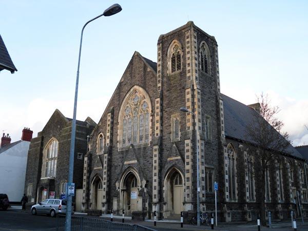 Кардифф – баптистская церковь Иоанна Крестителя