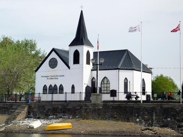 Кардифф – Норвежская церковь
