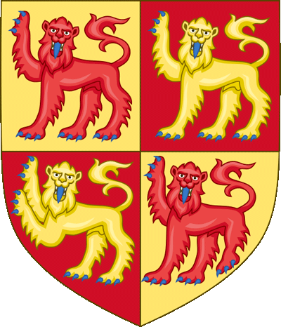 Герб Лливелина Великого